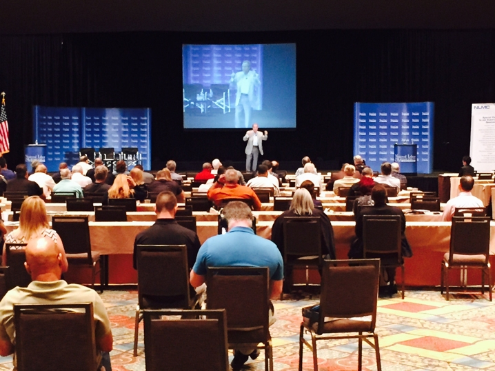 David Perecman lectures at National Labor & Management  Conference
